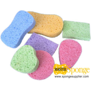 kitchen cleaning cellulose sponge