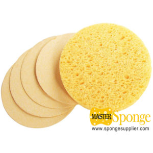 Compressed cellulose sponge China supplier