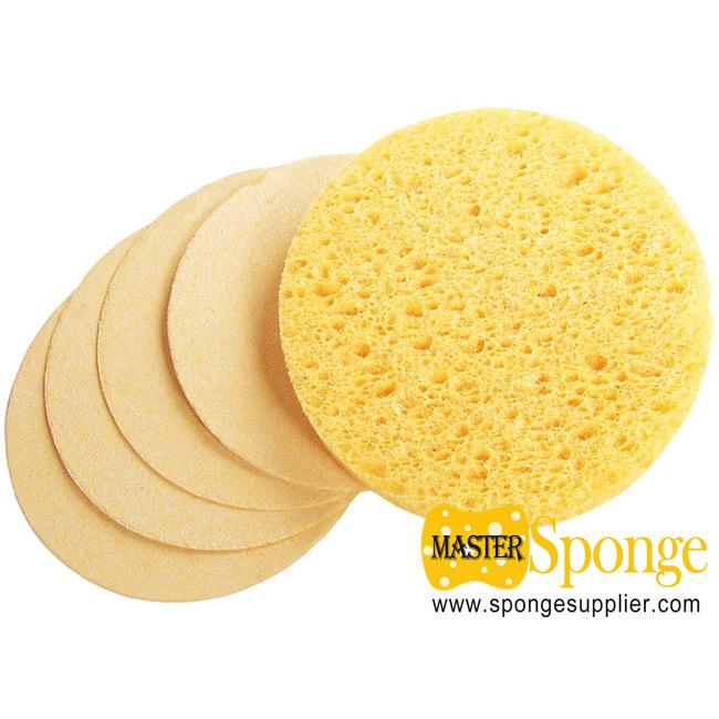 Compressed cellulose sponge China supplier