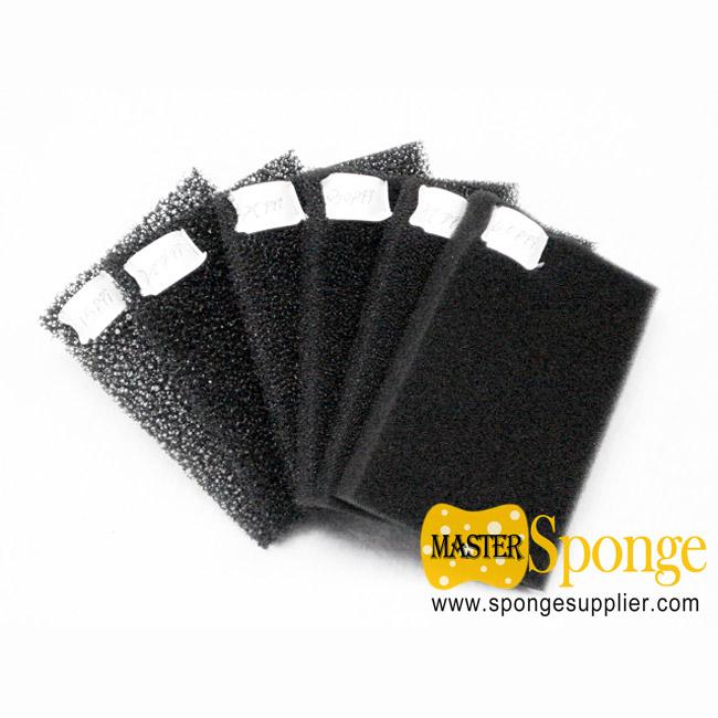 10ppi-60ppi small pore and big pore reticulated filter polyether pu