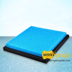 high density expanding polyurethane foam for industrial water drainage treatment