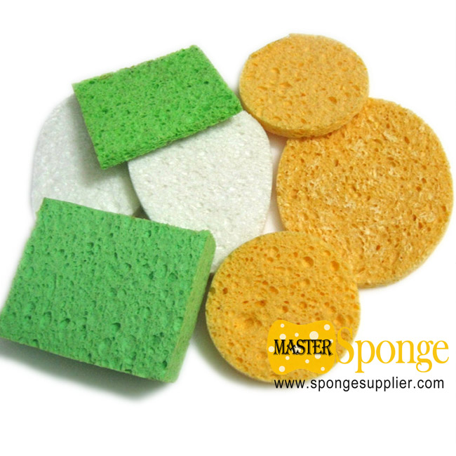 cleaning wipe cellulose sponge