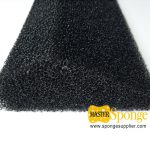 Building-material-roofing-trapezoid-rain-gutter-filtration-foam