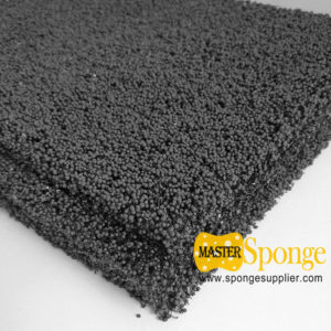 Coconut shell Round spherical granular activated carbon foam sheet (SAC foam)