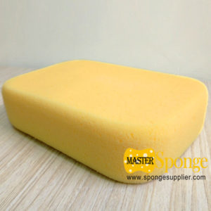 Edge polishing Hydra Groutting Sponge for house and car cleanning