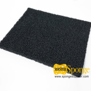 Granular activated carbon filters purification for potable water treatment