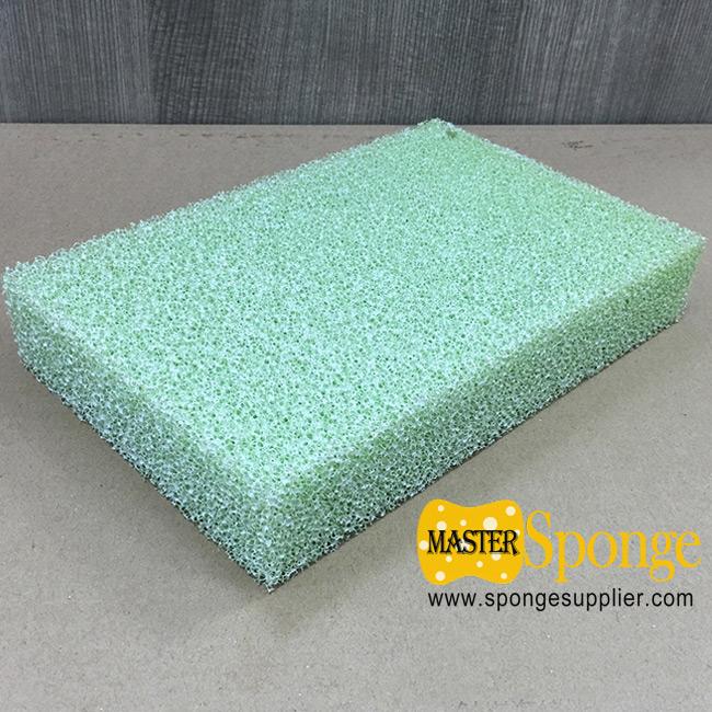 Photocatalyst filter sponge material foam sheet for air purification