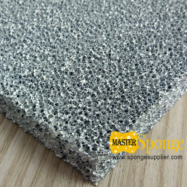 Photocatalyst foam sheet material for automobiles car purification system or air cleaning machine