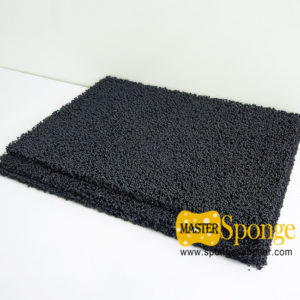 Purification product Polymer-based Spherical activated carbon filter foam sheet
