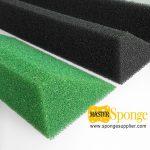 Rain-filter-Green-and-Black-Gutter-Filtration-Insert-For-K-Style-Rain-Gutter