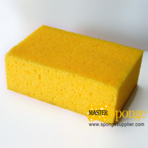 Synthetic Ceramic Sponge Pottery clean-up sponge