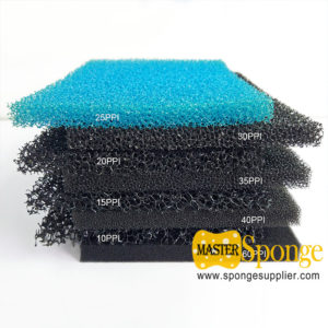10ppi to 60ppi saltwater fish tank aquarium filter sponge bio filter sponge