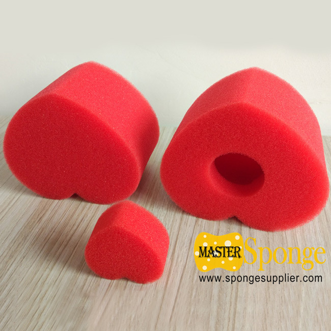 Custom made Special-shaped polyurethane foam products