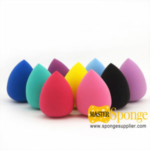 Wholesale Water Drop Shaped Makeup Sponge